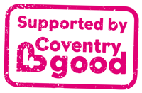 Supported by Coventry 4 Good